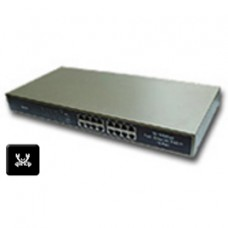 16 PORT Metal Switch 10/100Mbps