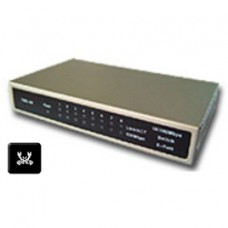 8 PORT Metal Switch 10/100Mbps
