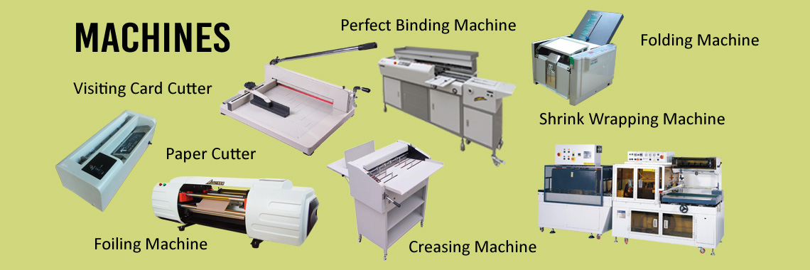 Printing Finishing Equipments